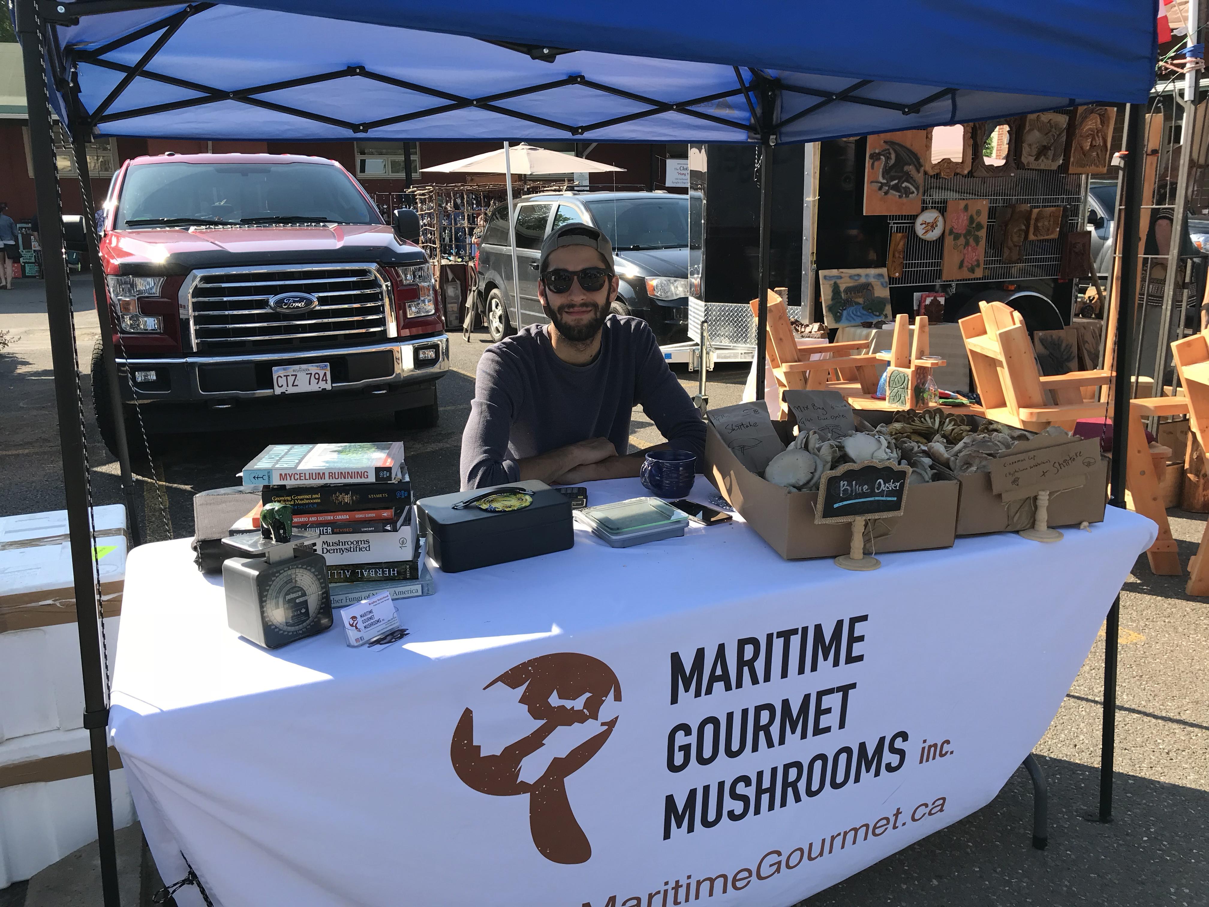 Maritime Gourmet Mushrooms