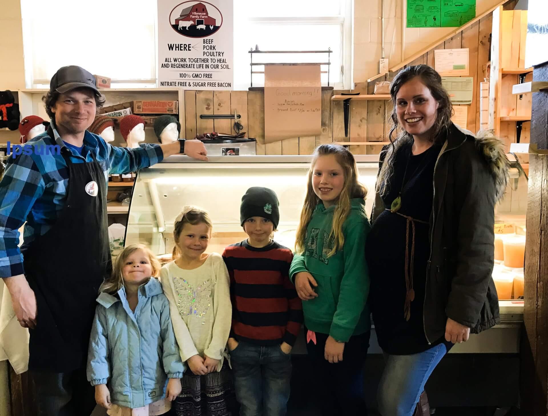 Villeneuve Family Farm