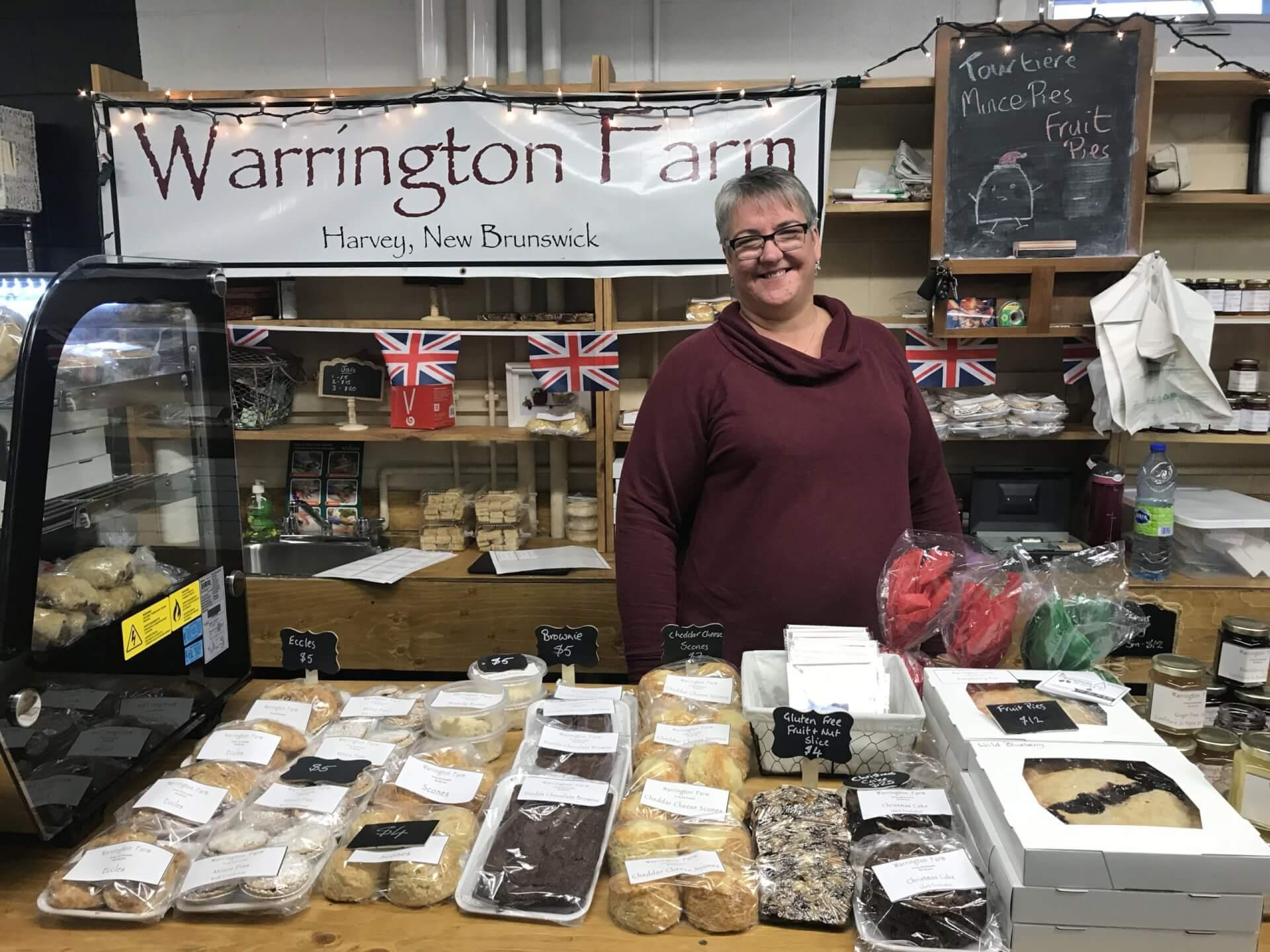 Warrington Farms